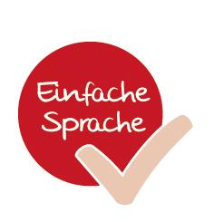 Logo Einfache Sprach